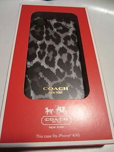 Coach iPhone case.. I want this one soo bad!! someone please buy it for me!