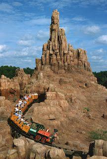 Disney World - Big Thunder Mountain!    www.facebook.com/mackeymousetravel