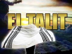 TALIT manto de oración - Roeh Dr. Javier Palacios Celorio