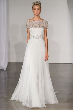 Marchesa | Collections | Bridal | Fall 2013 | Collection #13