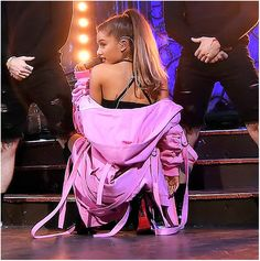 Ariana Grande Performs at VEVO Presents in New York 5/18/2016