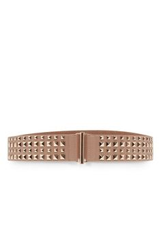 TOUCH - Studded waist belt