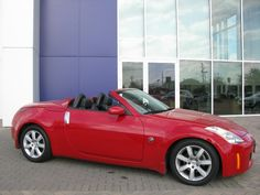2005 Nissan 350Z Touring Convertible