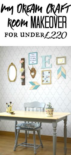 243 Best Craft Room Images In 2019 Office Home Craft Room Decor