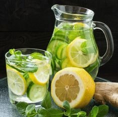 Detox Drinks: 10 DIY Natural Detox Recipes For Weight Loss – detox Weight Loss Detox, Weight Loss Drinks, Lose Weight, Bebidas Detox, Natural Colon Cleanse, Natural Detox, Lchf, Best Body Detox, Flat Belly Detox