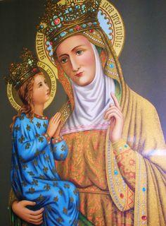 Nossa Senhora Menina Holy Mary Girl Santa Ana