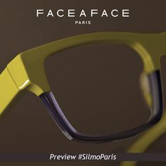 Face à Face preview Silmo2014 Concept HAKKA // #faceaface #silmo2014