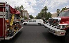 granite mountain last alarm hotshots | Procession brings home 19 fallen Arizona firefighters | Detroit Free ...