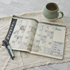 The 5 Must-Haves for Planners and Bullet Journals | Somerset Place The Official Blog of Stampington  Company