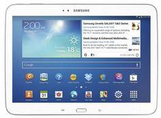 Samsung anunció la tableta Galaxy Tab 3 en 8 y 10.1 pulgadas - Especificaciones técnicas
