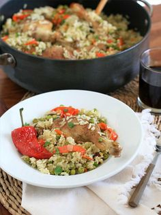Arroz con Pato- Duck with Rice | Girl Cooks World