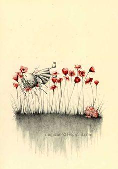 Ilustraciones de Maricarmen Pizano