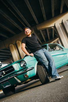 Senior Portraits Logan Jacksonville Antique Car | My Kid ...
