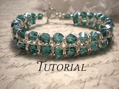 Rings of Saturn Chainmaille Bracelet
