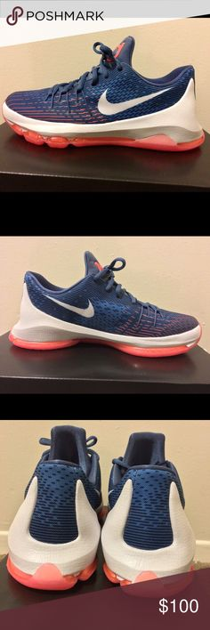 timeless design f5bfd a5482 Nike KD 8 Nike KD 8. Brand new, never been worn. Comes with