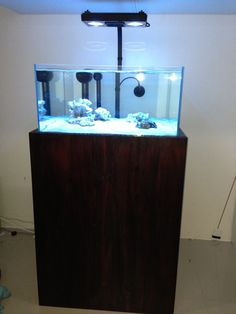 Brett's Shallow Reef - posted in Members Aquariums: Just a few words to introduce myself before I start as this is my 2nd post on nano-reef.com. My name is Brett, I am from South Africa and I have owned a few marine tanks before but I have been out the hobby for about 3 years. Most of the inspiration for my new tank and my return to the hobby came from nano-reef.com which is why I have decided to share my new system with you. I was blown away by the amount of new technology...