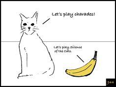 Cat and Banana episode 944. http://www.facebook.com/catandbanana