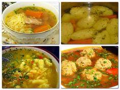14 receptů na přísady do polévky, které si nesmíte nechat ujít! Bez nich se už nikdy při vaření polévky neobejdete  