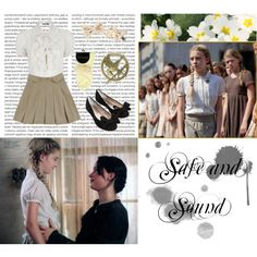 primrose everdeen hunger games outfit cute fictional outfits pinterest hunger games outfits games outfits and primroses - Primrose Everdeen Halloween Costume