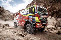 MAN Rally Dakar 2014