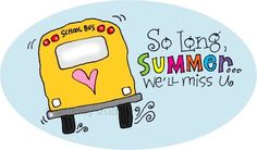 All children do better in school when there is structure and routines, but this is especially true with children with learning disabilities and special needs.   The lazy days of summer are almost over and the new school year has begun.  Our September Newsletter will offer a  few suggestions to help you and your children get back on schedule to start the school year off successfully!