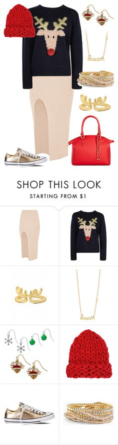 """""""Sans titre #4714"""" by kina-ashley ❤ liked on Polyvore featuring Maurie & Eve, Sydney Evan, Kim Rogers, Chicnova Fashion, Converse and Torrid"""