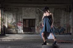 #gabrielladeplano #fashion #collection2013 # dress #jersey #moda #madeinitaly #double #futuristic #minimal