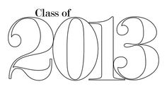 Class of 2013 free download - Paper Crafts magazine