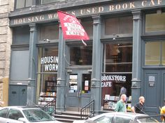 Book Store in New York City