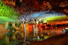 Skyline Caverns  Front Royal, VA
