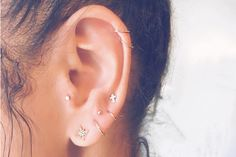 This Ear Piercing Trend Is About To Be Everywhere