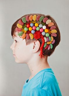 Is candy good for the brain?