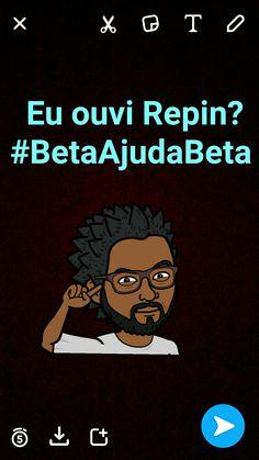 Vamos da Repin #betaseguebeta #BetaAjudaBeta #beta #OperacaoBetaLab #betalab