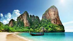 Mochileros en Tailandia: LAS 5 MEJORES PLAYAS DE TAILANDIA : GUIA BASICA