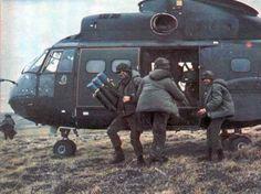Ca+ARG+munición+Instalaza+y+helicoptero+Puma.jpg (646×483)