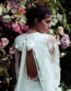 Robe de mariée dentelle : 30 robes de mariée en dentelle repérées sur Pinterest - Elle