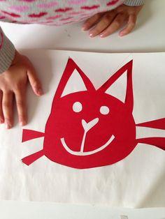 Jane Foster Blog: Screen Printing With Children - Jane Foster