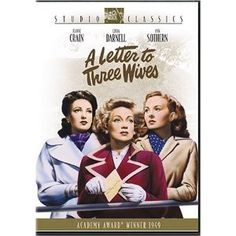 """""""A Letter to Three Wives"""" (1949)"""