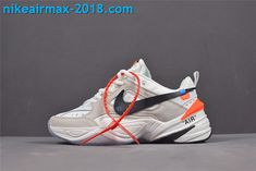 25121a923e4 High Performance Off-White x Nike M2k Tekno AO3108-058 Mens Sport Shoes  White