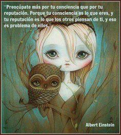 Albert Einstein #frases #reflexiones #optimismo