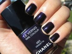 Cheeky Chic: Color Pops of Plum...