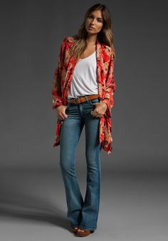 WINTER KATE Tamarin Jacket in Print 2A at Revolve Clothing - Free Shipping!