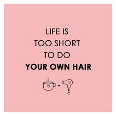 Wanna find an amazing stylist to do your hair? Check out our Salon Locator! Hairdresser Quotes, Hairstylist Quotes, Hair Meme, Hair Humor, Hair Captions, Hair Salon Quotes, Instagram Quotes, Instagram Life, Coffee Hair