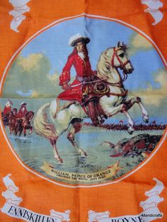 william of orange irish flag