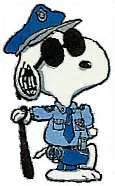 Officer Snoopy