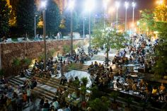 Destination: Open-Air Bars in Budapest - Travel - Food News - CHOW