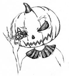 morbid coloring pages - photo#22