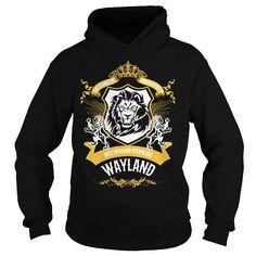 I Love WAYLAND, WAYLANDYear, WAYLANDBirthday, WAYLANDHoodie, WAYLANDName, WAYLANDHoodies Shirts & Tees