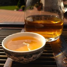Bai Hao - great oolong what smells really good.