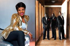 Gladys Knight and The O'Jays at Wolftrap August 22